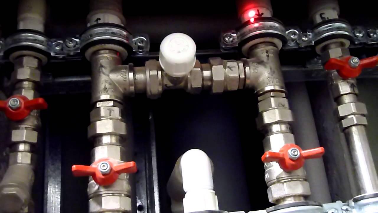 Монтаж ГВС, ХВС, оттопления, канализации