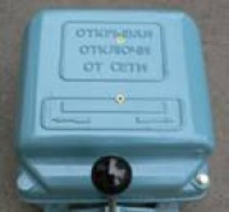 Контроллер ККП 1124