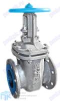 Задвижка стальная клиновая литая 30нж41нж