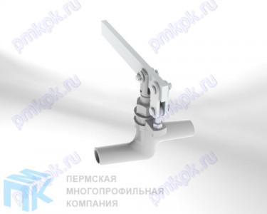 Клапан регулирующий игольчатый 9с-4-2