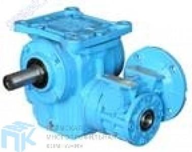 Мотор-редуктор червячный двухступенчатый 1МЧ2