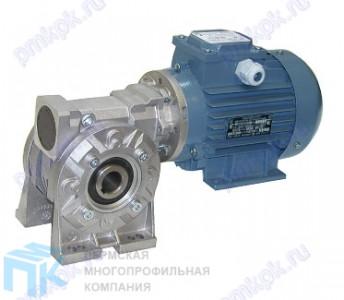 Мотор-редукторы червячные одноступенчатые серии 7МЧ-М