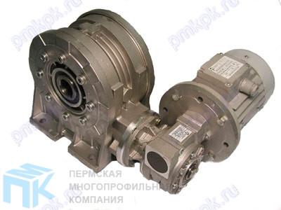 Мотор-редукторы червячные одноступенчатые серии 7МЧ2-М