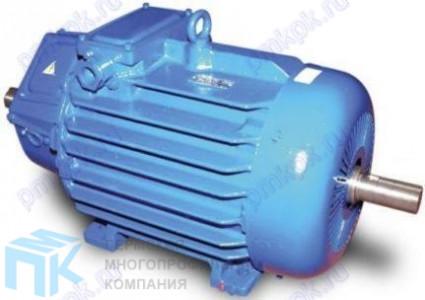 Крановые двигатели МТКН, 4МКТ, 4МТКМ с короткозамкнутым ротором