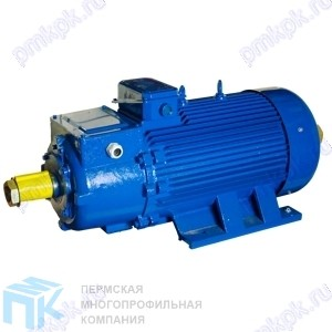 МТКН 312-6 Электродвигатель крановый с короткозамкнутым ротором