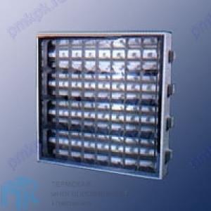 Светильник ЛВО 10-4х18-004 встраиваемый