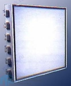 Светильник ЛВО 10-4х18-009 встраиваемый