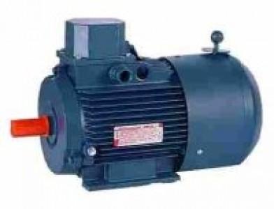 АИР 63 В2 Е, Е2 Электродвигатель с электромагнитным тормозом