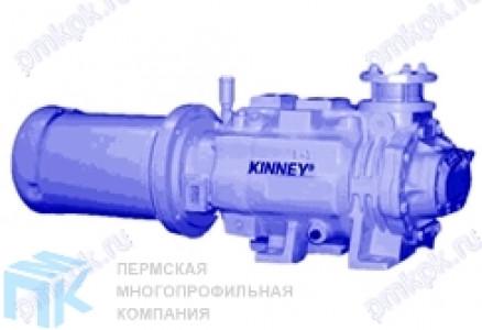 Безмаслянный вакуумный насос Kinney SDV