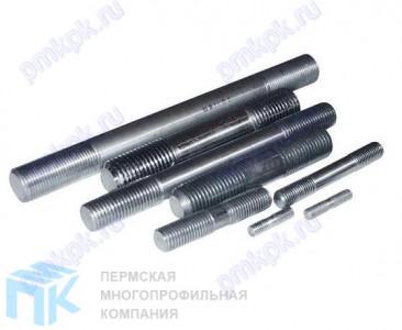 Шпилька по ГОСТ 9066-75 сталь 35, 40х, 25Х1МФ