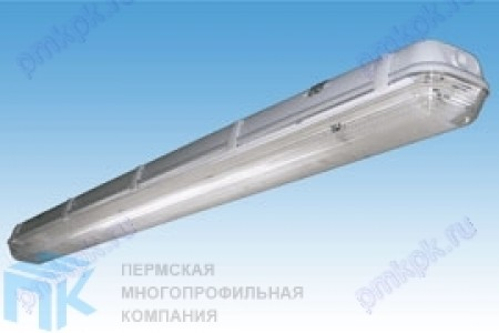 Светильник ЛСП 80-2х36 Т8 (Т10) 2x36 (40) G13 промышленный
