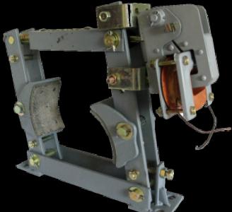 Тормоз крановый ТКТ-100 с МО-100 (ТКТ-100 с МО-100)