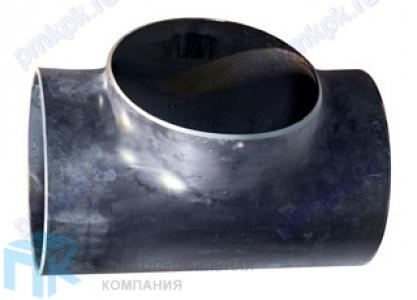 Тройник штампосварный 09Г2С