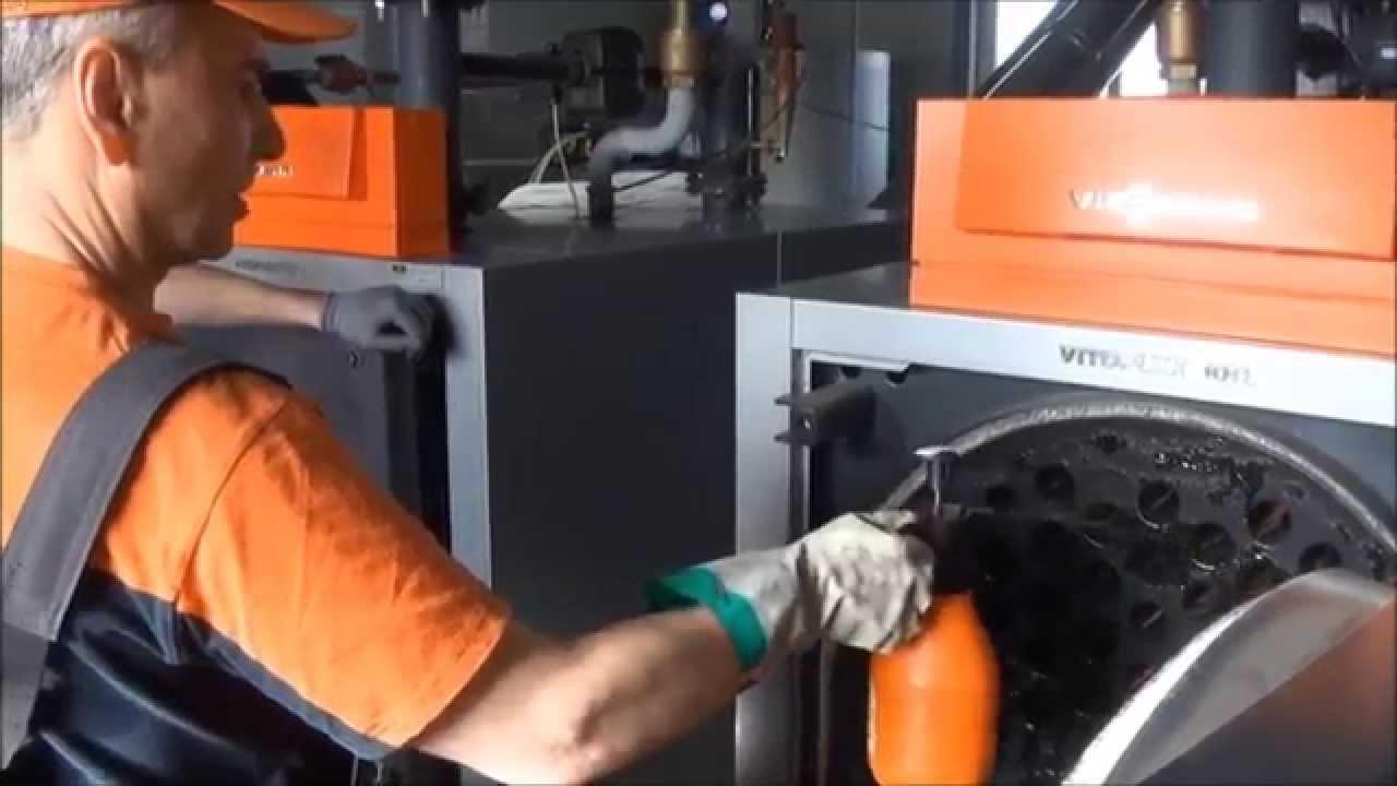 Химическая промывка котлов и ТО