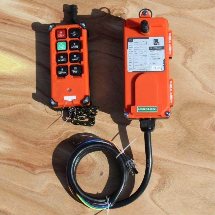 Замена кабеля и пульта управления электрической тали