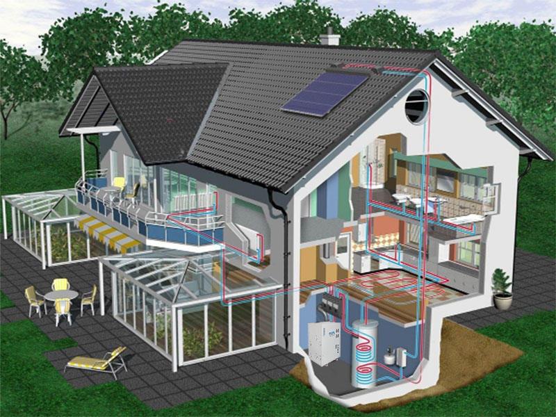 Проектирование внешних электрических сетей
