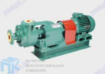 Агрегаты центробежные консольные для сточно-массных сред типа СД, СДВ