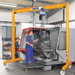 Ремонт и обслуживание грузоподъемного оборудования
